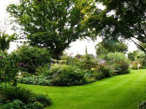tout savoir sur le jardin anglais zen habitat immobilier et habitation. Black Bedroom Furniture Sets. Home Design Ideas
